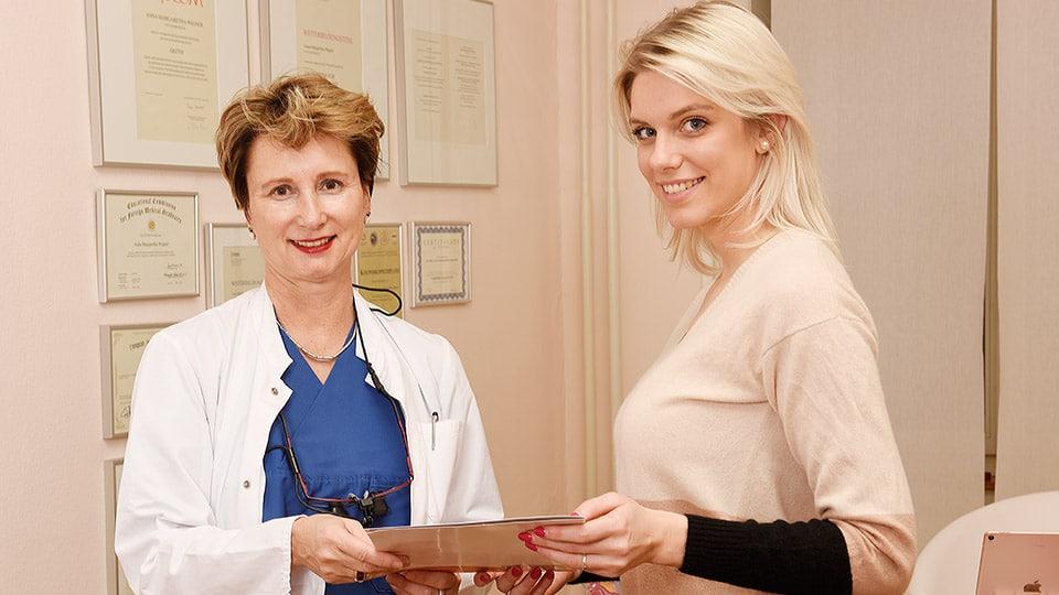 Die 5 Schritte der Schamlippenkorrektur - 3 - Das Labiaplastie-Verfahren